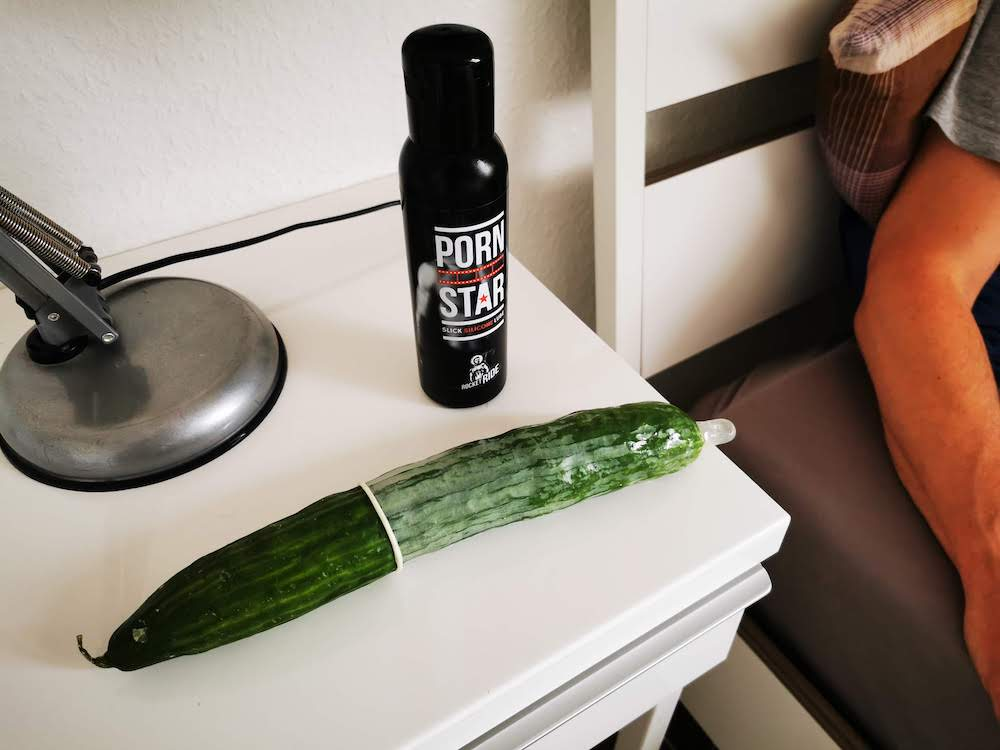 Gemüse Sextoys